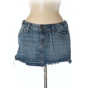 Aeropostale denim mini skirt, 7/8